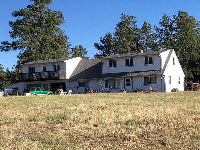 23869 San Isabel Road, Indian Hills, CO 80454 (MLS #3660409) :: 8z Real Estate