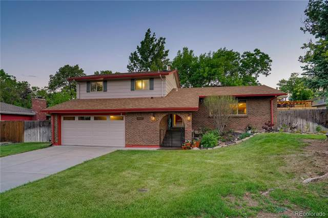 13497 Antares Drive, Littleton, CO 80124 (#3660430) :: Re/Max Structure