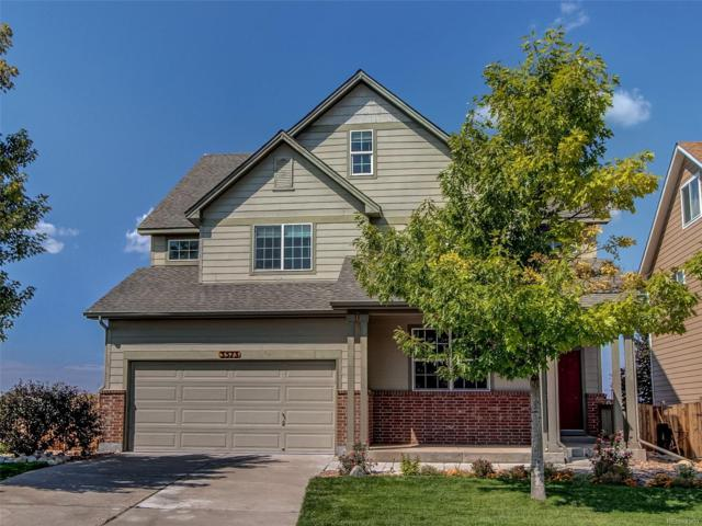 3573 Wind Rose Place, Castle Rock, CO 80108 (#3660514) :: Group 46:10 - Denver