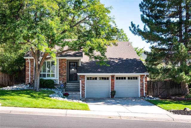 7862 S Ulster Street, Centennial, CO 80112 (MLS #3660516) :: 8z Real Estate