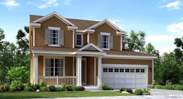 9985 Isle Circle, Parker, CO 80134 (MLS #3660633) :: 8z Real Estate
