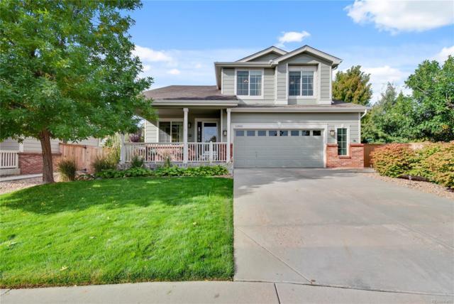 11831 Trail View Lane, Parker, CO 80134 (#3660694) :: Wisdom Real Estate