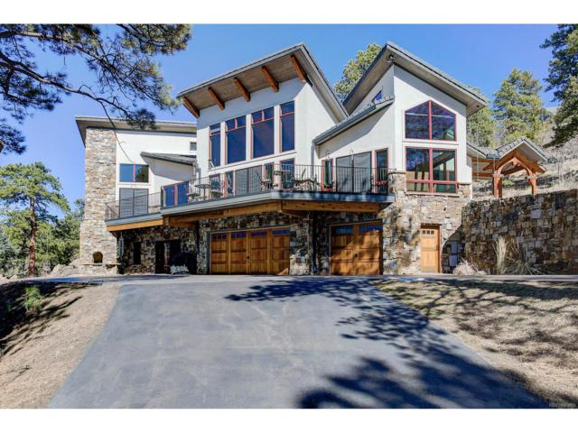4394 Cameyo Road, Indian Hills, CO 80454 (MLS #3660717) :: 8z Real Estate