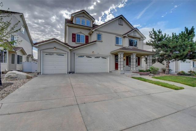 5173 Malaya Street, Denver, CO 80249 (MLS #3660889) :: 8z Real Estate