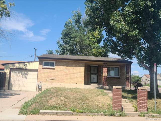 209 S Zenobia Street, Denver, CO 80219 (MLS #3661321) :: Clare Day with Keller Williams Advantage Realty LLC