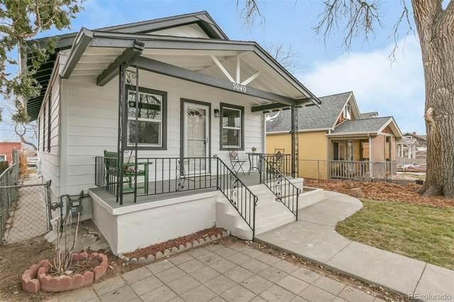 5040 Sherman Street, Denver, CO 80216 (#3661344) :: milehimodern