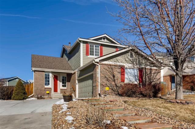 19871 E Lasalle Drive, Aurora, CO 80013 (#3661779) :: The Griffith Home Team