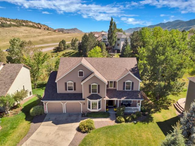 4 Summit Cedar Drive, Littleton, CO 80127 (#3662061) :: Colorado Home Finder Realty