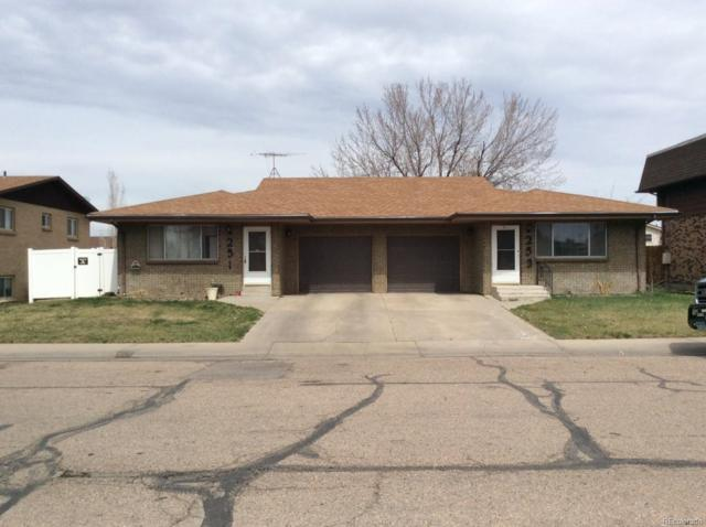 251 Kahil Place, Fort Lupton, CO 80621 (MLS #3662140) :: 8z Real Estate