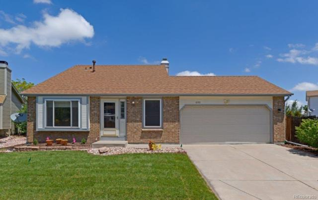8376 Sandreed Circle, Parker, CO 80134 (#3662363) :: Sellstate Realty Pros