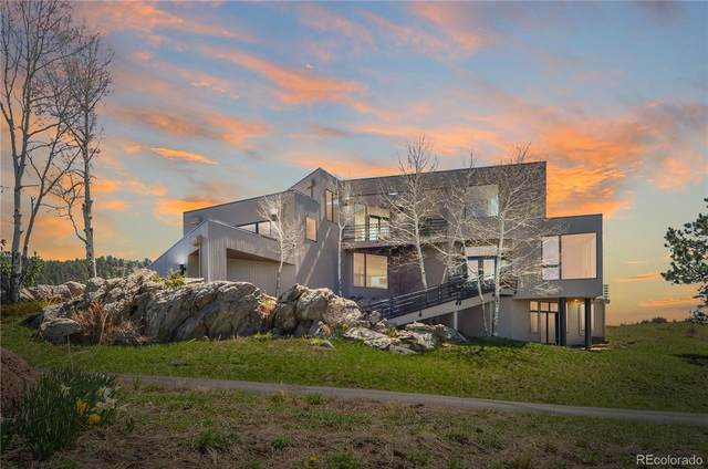2170 Rockcress Way, Golden, CO 80401 (#3662411) :: Mile High Luxury Real Estate