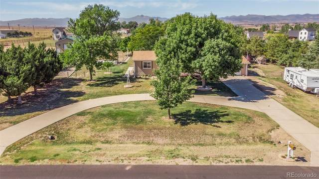 Address Not Published, , CO  (MLS #3662420) :: Kittle Real Estate