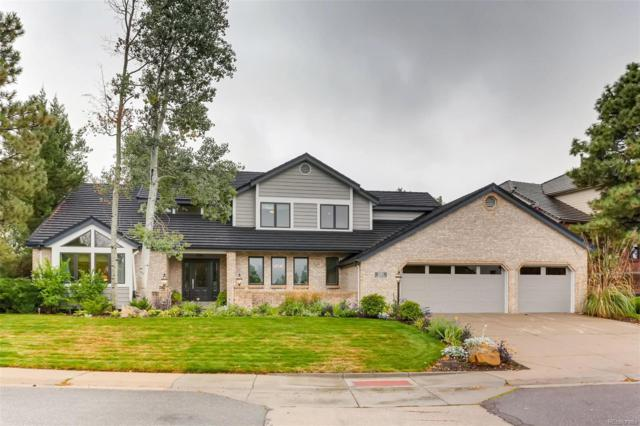 9361 Oakbrush Way, Lone Tree, CO 80124 (#3663510) :: HomePopper