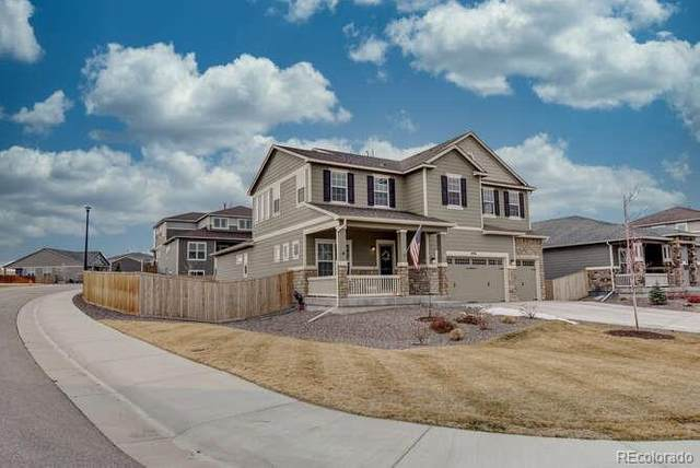 4988 E 142nd Avenue, Thornton, CO 80602 (#3663609) :: iHomes Colorado