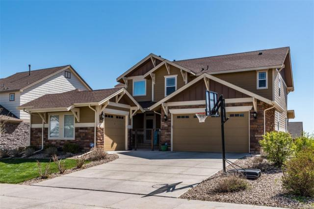5950 S Little River Way, Aurora, CO 80016 (#3663853) :: The Heyl Group at Keller Williams