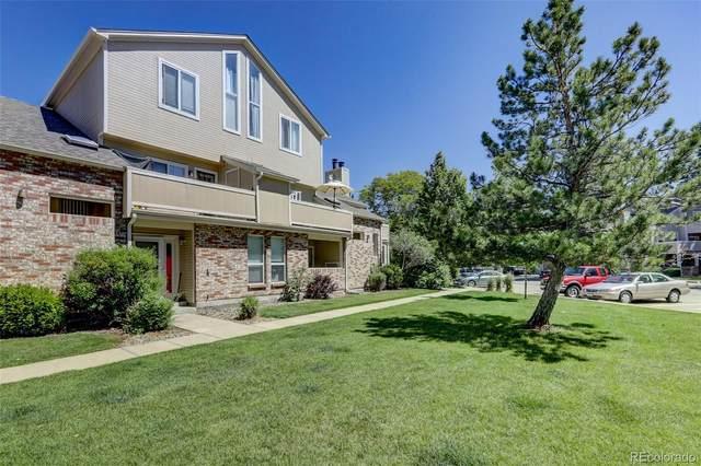 5011 Garrison Street 202G, Wheat Ridge, CO 80033 (MLS #3663874) :: Keller Williams Realty