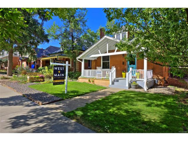 83 N Washington Street, Denver, CO 80203 (#3664084) :: The Pete Cook Home Group