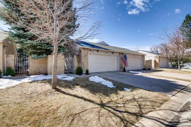 7243 S Vine Street, Centennial, CO 80122 (#3664161) :: Structure CO Group
