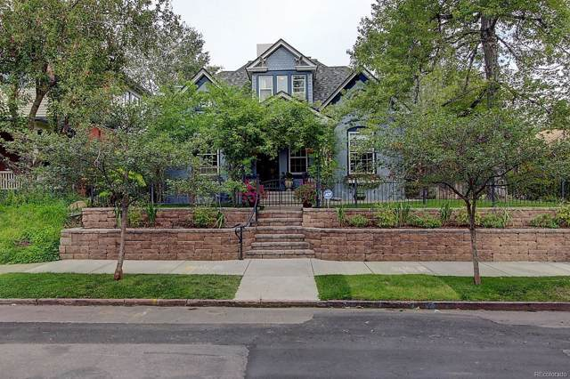 224 S Clarkson Street, Denver, CO 80209 (#3664208) :: My Home Team