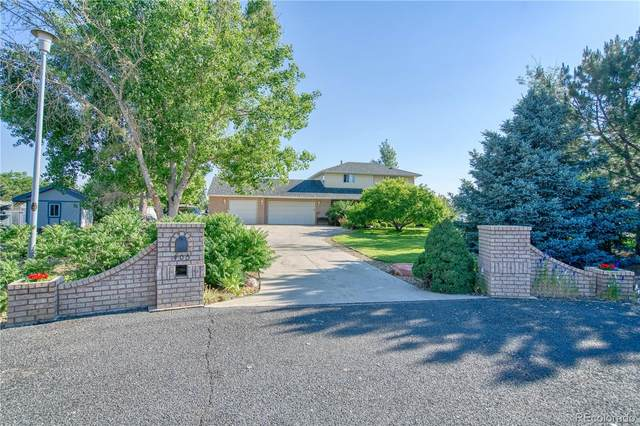 405 N Garden Court, Platteville, CO 80651 (#3664503) :: Wisdom Real Estate