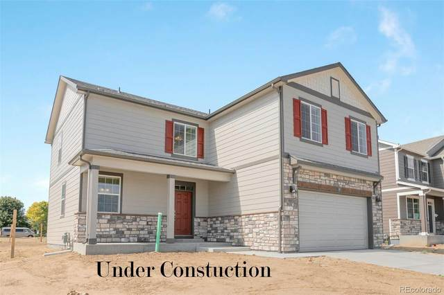 149 Hidden Lake Drive, Severance, CO 80550 (#3664769) :: The DeGrood Team