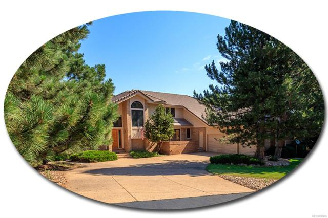 16 Blue Grouse Ridge Road, Littleton, CO 80127 (#3664857) :: The Peak Properties Group