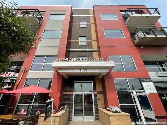 1555 Central Street #303, Denver, CO 80211 (#3665043) :: The DeGrood Team