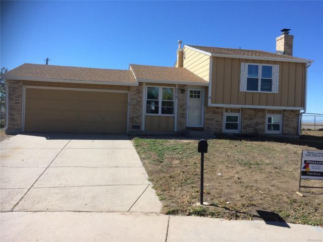 275 Mckinley Drive, Bennett, CO 80102 (MLS #3665666) :: 8z Real Estate