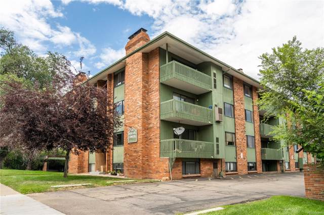2141 Baseline Road #11, Boulder, CO 80302 (MLS #3665779) :: The Galvis Group
