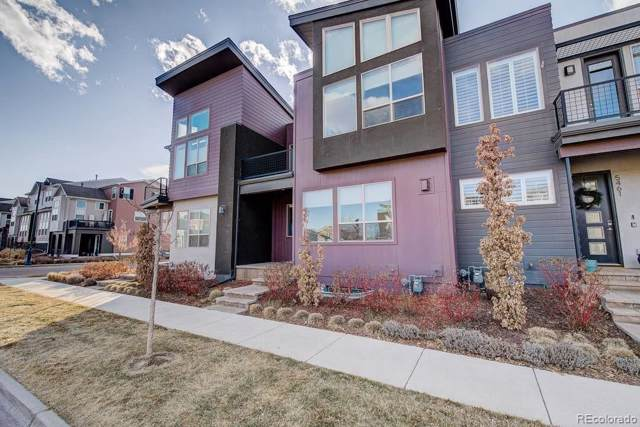 5459 Valentia Street, Denver, CO 80238 (#3665878) :: The DeGrood Team