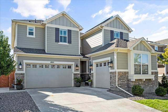 10071 Fort Worth Court, Parker, CO 80134 (#3665970) :: Berkshire Hathaway HomeServices Innovative Real Estate