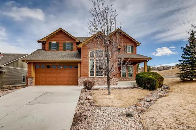 1792 Covy Court, Castle Rock, CO 80104 (#3666254) :: The Colorado Foothills Team   Berkshire Hathaway Elevated Living Real Estate