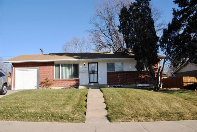 2906 S Sheridan Boulevard, Denver, CO 80227 (#3666288) :: The Peak Properties Group