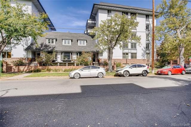 555 E 10th Avenue #14, Denver, CO 80203 (#3666572) :: Berkshire Hathaway Elevated Living Real Estate