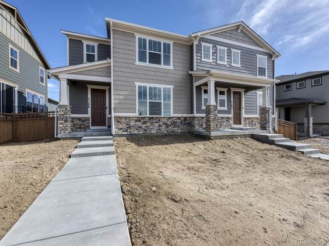 7199 Othello Street, Castle Pines, CO 80108 (#3666676) :: HomeSmart Realty Group