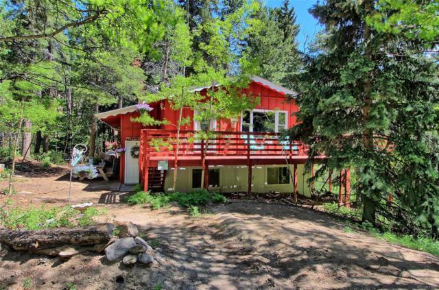 11923 Coal Creek Heights Drive, Golden, CO 80403 (#3667015) :: Bring Home Denver