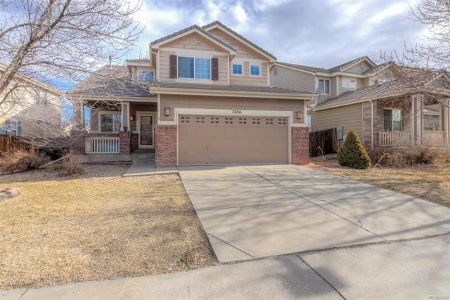 7434 S Memphis Street, Aurora, CO 80016 (#3667292) :: The Heyl Group at Keller Williams