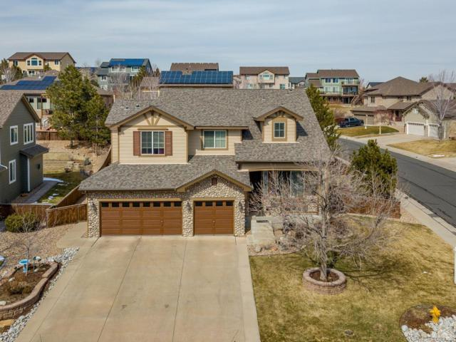 9925 W Baden Drive, Littleton, CO 80127 (#3667786) :: The Heyl Group at Keller Williams