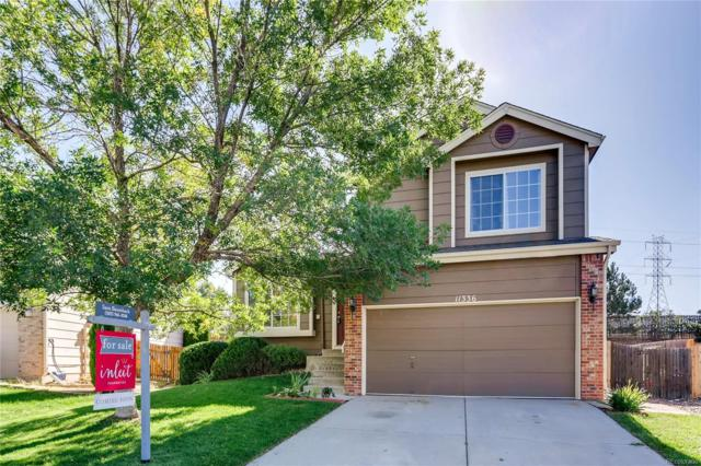 11336 Rodeo Circle, Parker, CO 80138 (MLS #3667936) :: 8z Real Estate
