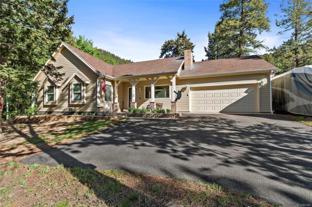 12035 Bear Park Road, Conifer, CO 80433 (#3668846) :: Wisdom Real Estate
