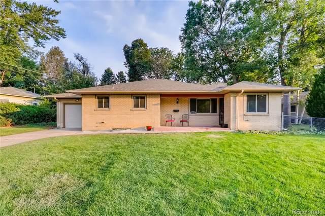 3700 E Amherst Avenue, Denver, CO 80210 (MLS #3668878) :: 8z Real Estate