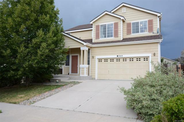 3414 Congo Drive, Colorado Springs, CO 80916 (MLS #3669656) :: 8z Real Estate