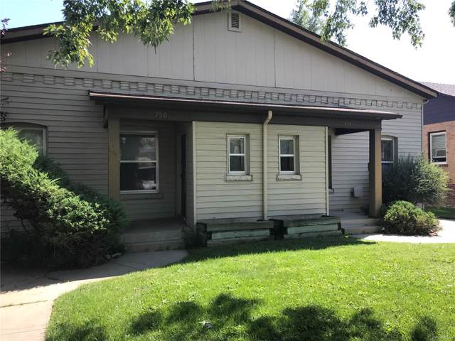 750 S Clarkson Street, Denver, CO 80209 (MLS #3669832) :: The Space Agency - Northern Colorado Team
