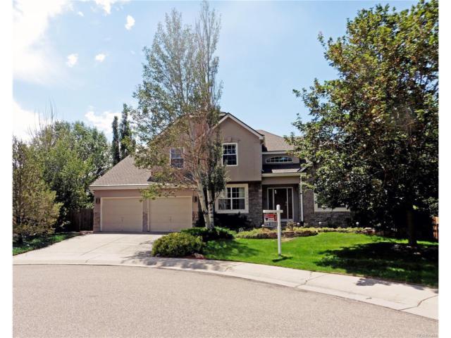 17034 W 67th Circle, Arvada, CO 80007 (MLS #3669921) :: 8z Real Estate