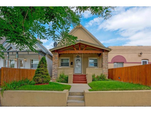 3651 Kalamath Street, Denver, CO 80211 (MLS #3670389) :: 8z Real Estate