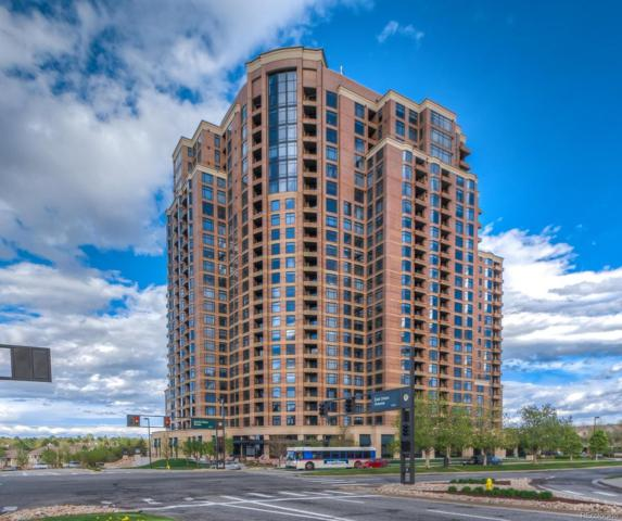 8100 E Union Avenue #407, Denver, CO 80237 (#3670705) :: The Peak Properties Group