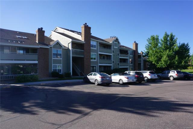 12024 W Cross Drive #206, Littleton, CO 80127 (MLS #3671879) :: 8z Real Estate