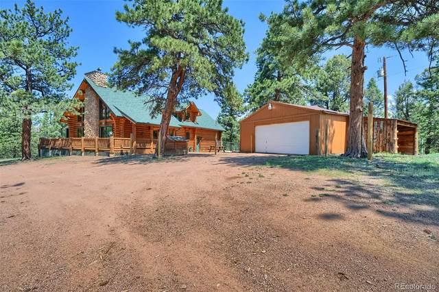 527 Wabash Terrace, Cripple Creek, CO 80813 (MLS #3672351) :: Find Colorado