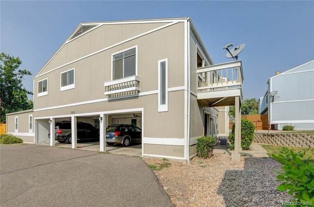 7915 Chase Circle #156, Arvada, CO 80003 (#3672467) :: The Griffith Home Team