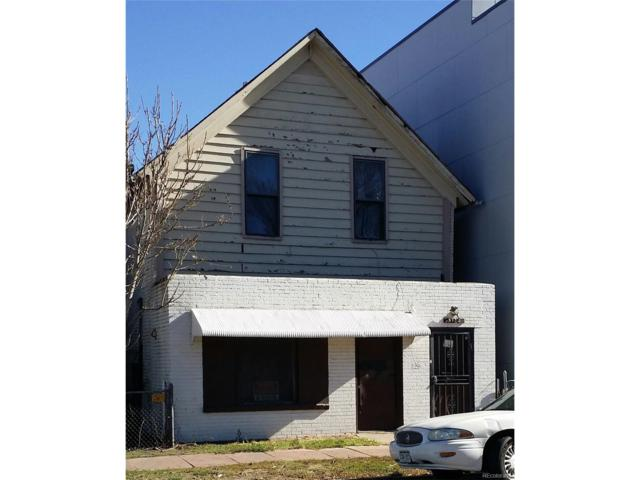 3132 N Downing Street, Denver, CO 80205 (#3672687) :: Thrive Real Estate Group
